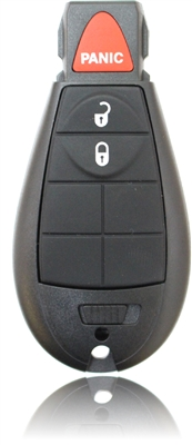 new keyless entry remote key fob for a 2011 chrysler town country w 3 buttons. Black Bedroom Furniture Sets. Home Design Ideas